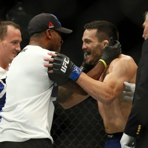 Джейк Элленбергер и Майк Перри встретятся на UFC Fight Night 108