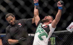 Ренато Кранейро vs. Джереми Стивенс — новый бой для UFC on FOX 24