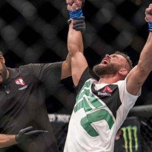 Ренато Карнейро vs. Джереми Стивенс — первый бой для UFC on FOX 24