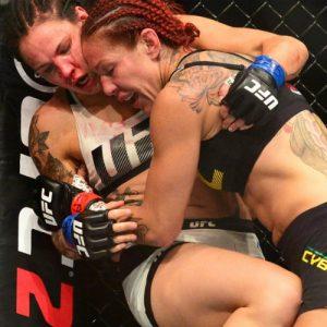 Лина Лансберг на UFC Fight Night 107 встретится с Люси Пудиловой