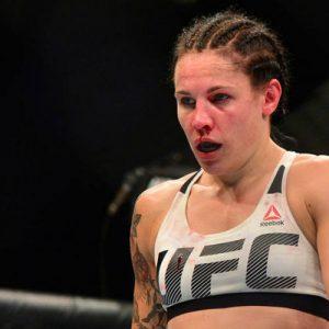 Лина Лансберг — Аспен Лэдд 21.10.2017: прогноз на бой UFC Fight Night 118