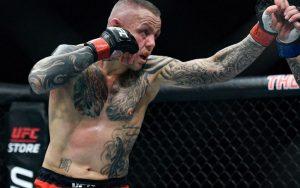 Бой Росс Пирсон vs. Дэн Хукер — часть карда UFC Fight Night 110