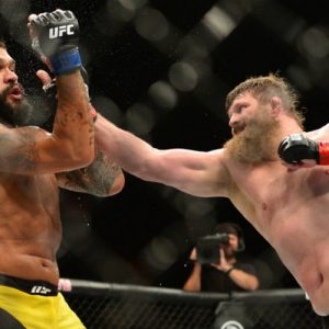 Бой Александр Волков vs. Рой Нельсон — 15 апреля на UFC on FOX 24