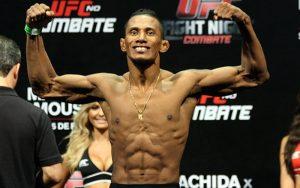 Юрий Алькантара — Люк Сондерс 4.03.2017: прогноз на бой UFC 209