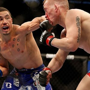 Роналдо Соуза — Роберт Уиттакер 15.04.2017: прогноз на бой UFC on FOX 24