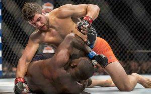 Энтони Смит — Эндрю Санчес 15.04.2017: прогноз на бой UFC on FOX 24
