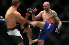 Сондерс, Соботта, Талеб и Мик — участники UFC Fight Night 109