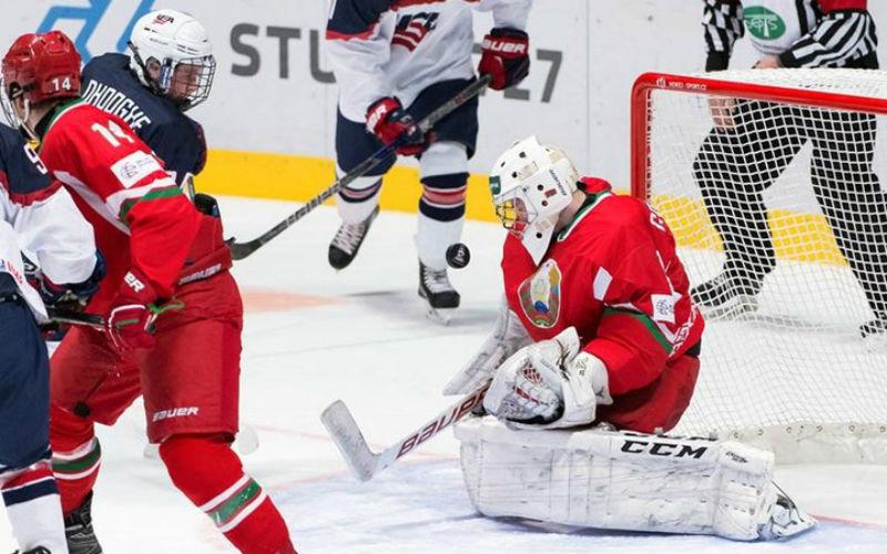 Хоккей Белурась — Чехия U18: смотреть онлайн видео трансляцию матча чемпионата мира сегодня, 14.04.2017