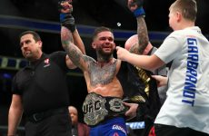 Бой Коди Гарбрандт vs. Ти Джей Диллашоу — часть карда UFC 213