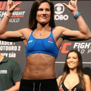 Джессика Агилар и Кортни Кейси встретятся на UFC 211
