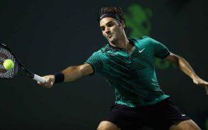 Смотреть онлайн финал турнира в Майами 2.04.2017: матч Роджер Федерер — Рафаэль Надаль