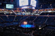 Шоу UFC 210 собрало на трибунах KeyBank Center 17 тыс. зрителей