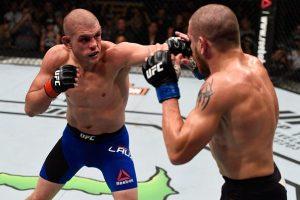 Джо Лоузон — Стиви Рэй 22.04.2017: прогноз на бой UFC Fight Night 108