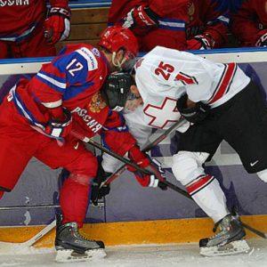 Хоккей Россия — Швейцария: смотреть онлайн видео трансляцию матча Еврочелленджа сегодня, 21.04.2017