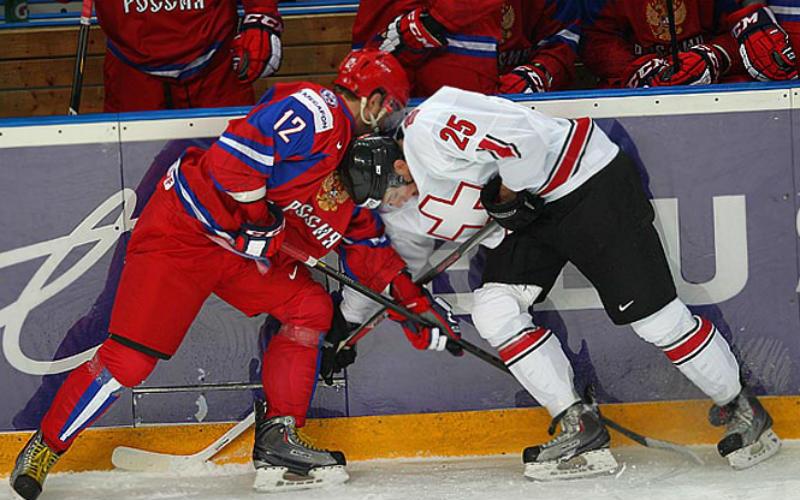 Хоккей Россия — Швейцария: смотреть онлайн видео трансляция матча Еврочелленджа сегодня, 21.04.2017