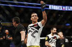 UFC 210 бонусы: Гиллеспи, Оливейра, Бергос и Роса получили по $50 тыс.