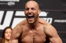 Патрик Камминс покинул кард UFC 217 из-за болезни