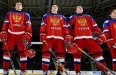 Хоккей Россия U18 — Швеция U18: смотреть онлайн видео трансляцию матча за 3 место чемпионата мира сегодня, 23 апреля 2017