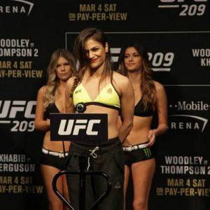 Синтия Кэльвилло — Перл Гонсалес 8.04.2017: прогноз на бой UFC 210