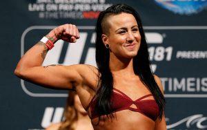 Эшли Эванс-Смит — Кетлин Виейра 15.04.2017: прогноз на бой UFC on FOX 24