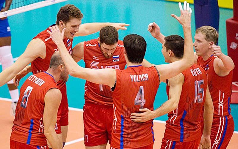 Волейбол Россия U19 — Болгария U19: смотреть онлайн видео трансляцию чемпионата Европы сегодня, 27 апреля 2017