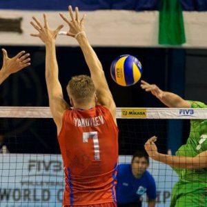 Прямая трансляция Россия — Словения волейбол: смотреть онлайн матч Чемпионата Европы сегодня, 31.08.2017