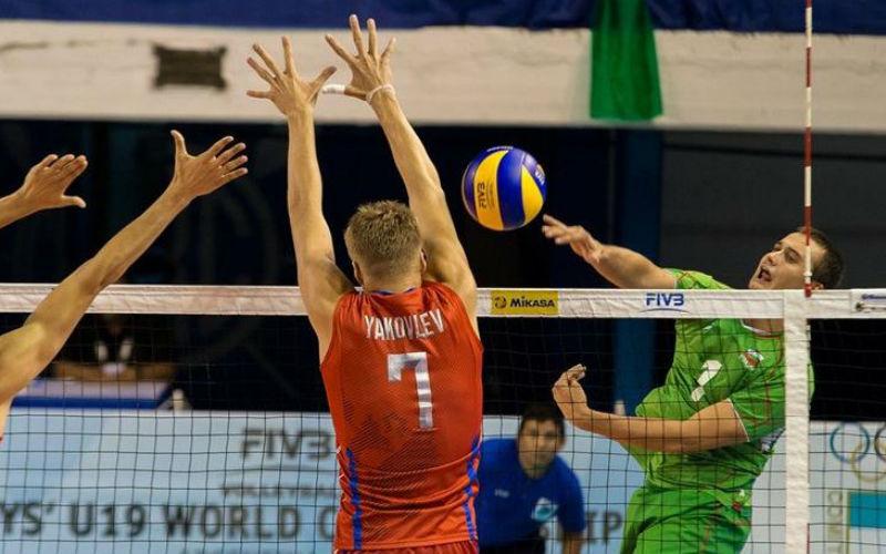 Прямая трансляция Россия U19 — Чехия U19 волейбол: смотреть онлайн полуфинал чемпионата Европы сегодня, 29 апреля 2017