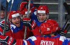 Прямая трансляция Россия — Дания хоккей: смотреть онлайн сегодня, 11 мая 2017