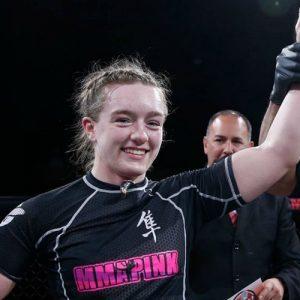 Аспен Лэдд дебютирует в UFC битвой против Джессики Ай