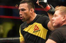 Бой Фабрисью Вердум vs. Алистар Оверим 3 — часть карда UFC 213