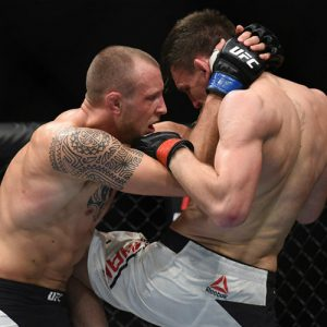 Алекс Николсон — Джек Херманссон 28.05.2017: прогноз на бой UFC Fight Night 109
