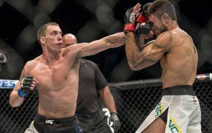 Марко Поло Рейес — Джеймс Вик 13.05.2017: прогноз на бой UFC 211