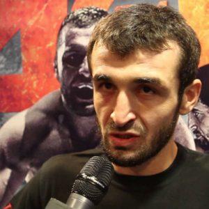 Забит Магомедшарипов пополнил ростер UFC