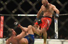 Бой Омари Ахмедов vs. Абдул Разак Альхассан — часть карда UFC Fight Night 109