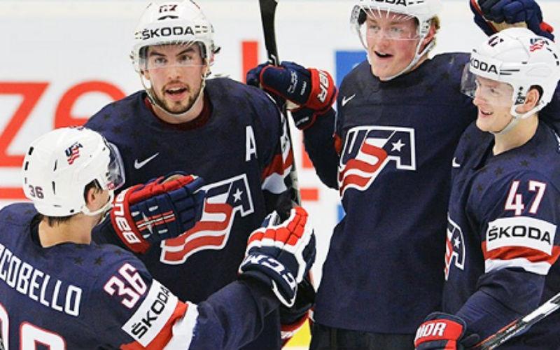 Прямая трансляция США — Финляндия: смотреть онлайн чемпионата мира по хоккею сегодня, 18 мая 2017