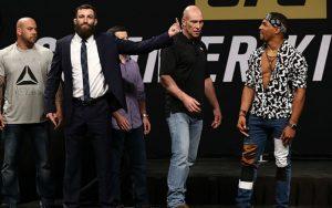 Майкл Кьеза — Кевин Ли 25.06.2017: прогноз на бой UFC Fight Night 112