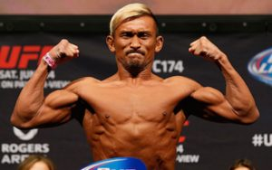 Киичи Канимото — Зак Оттов 10.06.2017: прогноз на бой UFC Fight Night 110