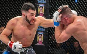 Джаред Гордон — Майкл Куиноунс 25.06.2017: прогноз на бой UFC Fight Night 112