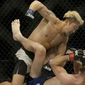 Александр Волкановски — Мизуто Хирота 10.06.2017: прогноз на бой UFC Fight Night 110
