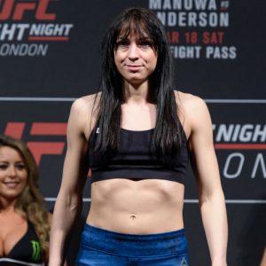 Люси Пудилова — Джи Йон Ким 17.06.2017: прогноз на бой UFC Fight Night 111