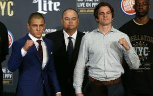 Аарон Пико — Зак Фримен 24.06.2017: прогноз на бой Bellator 180
