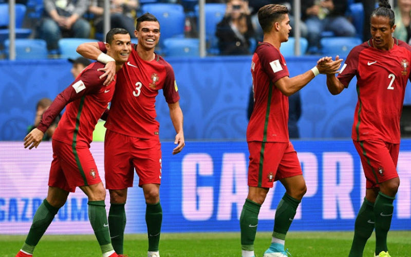 Прямая трансляция Португалия — Чили: смотреть онлайн полуфинал Кубка Конфедераций сегодня, 28 июня 2017