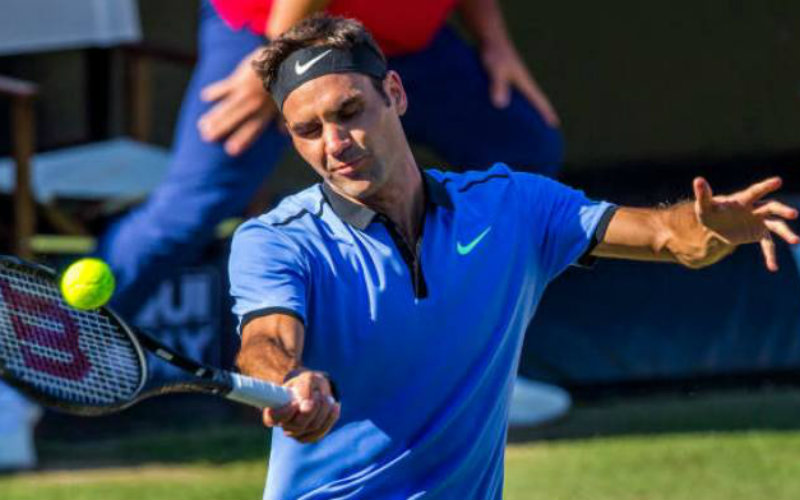 Прямая трансляция Федерер — Яньсунь: смотреть онлайн турнир в Галле сегодня 19.06.2017