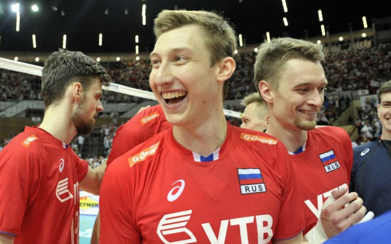 Прямая трансляция Россия — США волейбол: смотреть онлайн матч Мировой Лиги сегодня 17 июня 2017