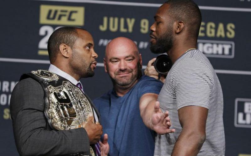 UFC 214: время начала и результаты шоу от 29.07.2017