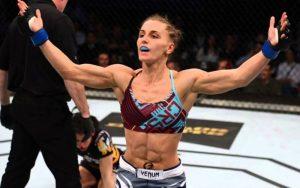 Бой Александра Албу — Кайлин Каррен: смотреть онлайн видео трансляцию UFC 214 сегодня, 29 июля 2017