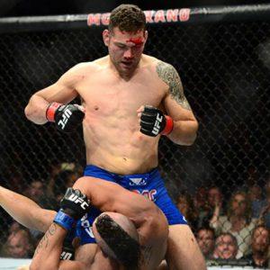 Крис Вайдман — Келвин Гастелум 22.07.2017: прогноз на бой UFC on FOX 25