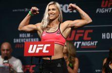 Кайлин Каррен — Александра Албу 29.07.2017: прогноз на бой UFC 214