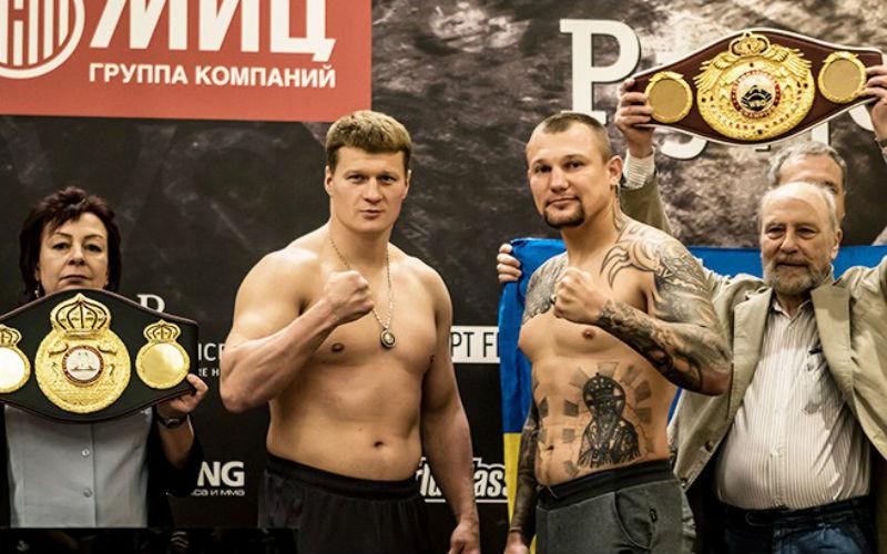 Повтор боя Поветкина против Руденко: смотреть онлайн запись вечера бокса в Москве 1 июля 2017