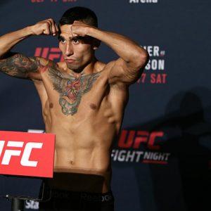 Алехандро Перес — Андре Сухамтат 5.08.2017: прогноз на бой UFC Fight Night 114